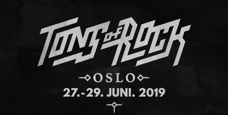 Promobilde for Tons of rock 2019